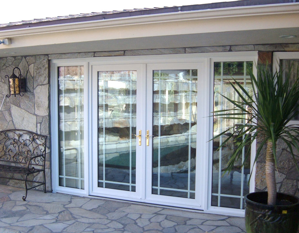 4 reasons to go for french doors for French entrance doors